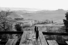 Ref AILLEURS 13 – Le verre de trop. Toscane, Italie