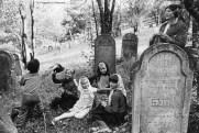 Ref AILLEURS 18 – Le cimetière de l'insouciance. Sacel, Roumanie
