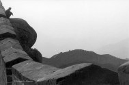 Ref AILLEURS 7 – Le guetteur de muraille. Chine