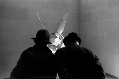 Ref ANGE 1 – Amour et Psyche, sculpture de Canova, Musée du Louvre, Paris, France