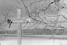 Ref CHRISTUS 18 – Les deux mains du Christ, Colline des croix de Siulai, Lithuanie