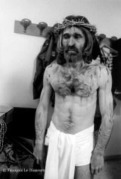 Ref CHRISTUS 2 – Portrait du Christ souffrant, Caltanissette, Sicile, Italie