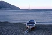 REF GRECE BLEUE 3 – Baie du port de Diafani, île de Karpathos