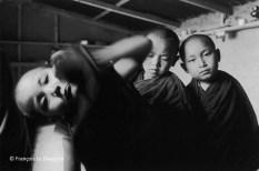 Ref Inde 10 – Petits moines tibétains, McLeod Ganj