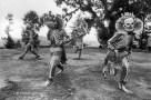 Ref Inde 20 – Danse de la Mort par des danseurs tibétains. McLeod Ganj
