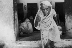 Ref Inde 8 – Veuve dans un ashram, Bénarès