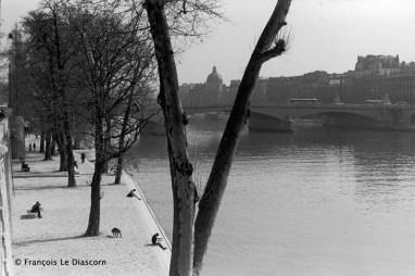 Ref Paris 16 – Quai de Seine
