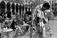 Ref VENISE 11 – Costume de carnaval d'après les personnages d'un tableau de Klimt