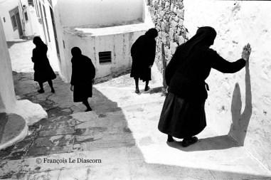 Ref Grèce 1 – Les quatre veuves, île de Patmos