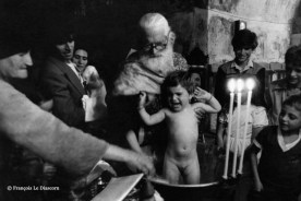 Ref Grèce 21 – Baptème, Olympos, île de Karpathos