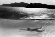 Ref Grèce 23 – Nageuse, île de Santorin