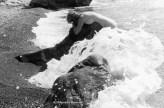 Ref Grèce 9 – Nu avec vagues, île de Crète