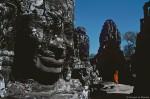 Ref / BOUDDHA 9 - Temple de Bayon, Angkor, Cambodge