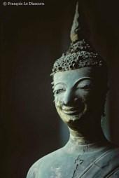 Ref BOUDDHA 5 – Bouddha souriant, Luang Prabang, Laos