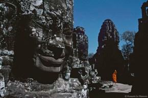 Ref BOUDDHA 9 – Temple de Bayon, Angkor, Cambodge