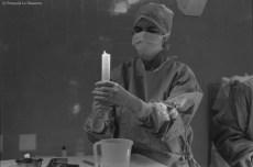 Ref Hôpital 12 – Préparation d'une injection, Hôpital de Créteil, France