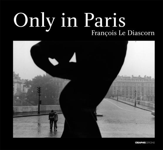 Couverture : Only In Paris - Livre