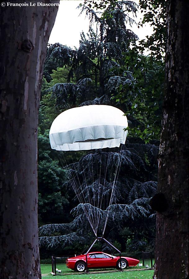 Hommage à Ferrari - Fondation Cartier pour l'Art Contemporain © François Le Diascorn (1)