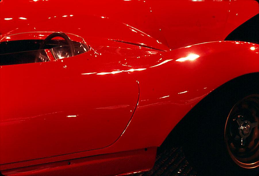 Hommage à Ferrari - Fondation Cartier pour l'Art Contemporain © François Le Diascorn