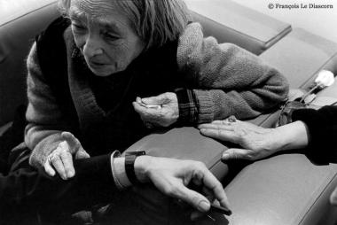 Marguerite Duras © François Le Diascorn