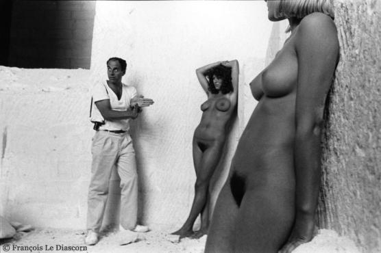 Ralph Gibson Arles © François Le Diascorn